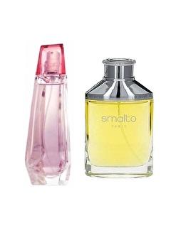 Francesco Smalto Francesco Smalto Edt Erkek Parfümü 50 Ml + Full Choke Edp Kadın Parfümü 50 Ml